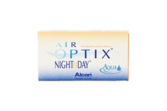 Air Optix Night & Day Aqua (6 darab)