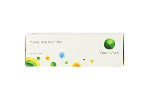 Termékkép: MyDay™ Daily Disposable (30 db)