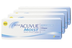 1•Day Acuvue Moist for Astigmatism (90 darab)