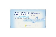 Acuvue Advance with Hydraclear (6 darab)