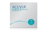 Termékkép: Acuvue Oasys 1•Day with HydraLuxe (90 darab)