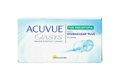 Acuvue Oasys for Presbyopia (6 darab)