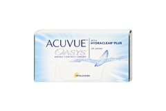 Acuvue Oasys with Hydraclear Plus (24 darab)