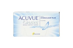 Acuvue Oasys with Hydraclear Plus (6 darab)