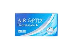 Air Optix plus HydraGlyde (3 darab)