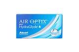 Termékkép: Air Optix plus HydraGlyde (6 darab)