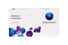 Biofinity Multifocal (6 darab)