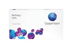 Biofinity Toric (3 darab)