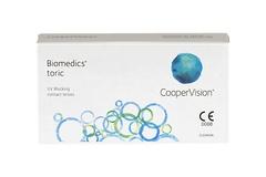 Biomedics Toric (3 darab)