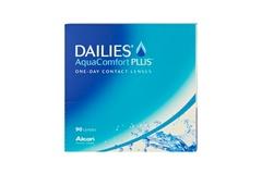 Dailies AquaComfort Plus (90 darab)