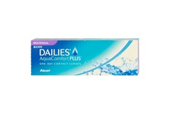 Dailies AquaComfort Plus Multifocal (30 darab)