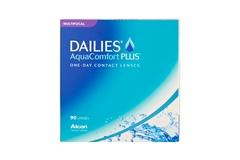 Dailies AquaComfort Plus Multifocal (90 darab)