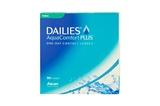 Termékkép: Dailies AquaComfort Plus Toric (90 darab)