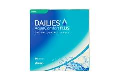 Dailies AquaComfort Plus Toric (90 darab)