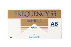 Frequency 55 Aspheric (3 darab)