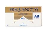 Termékkép: Frequency 55 Aspheric (6 darab)