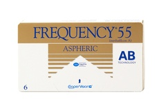 Frequency 55 Aspheric (6 darab)