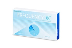 Frequency XC (3 darab)