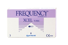 Frequency XCEL Toric (3 darab)