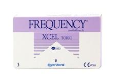 Frequency XCEL Toric XR (3 darab)