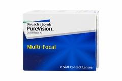 PureVision Multi-Focal (6 darab)