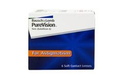 PureVision Toric for Astigmatism (6 darab)